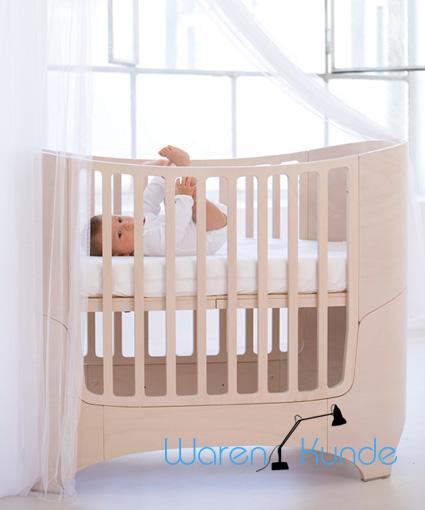 leander babybett 4 in 1 bett jugendbett kinderbett ebay. Black Bedroom Furniture Sets. Home Design Ideas